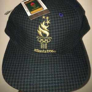 Other - Vintage 1996 Olympics SnapBack.